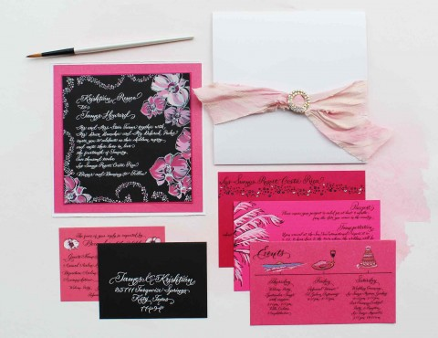 hand-painted-orchid-wedding-invitations